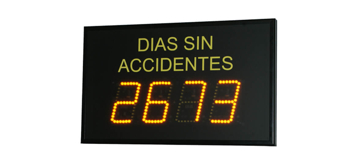 Dias sin accidentes MS1